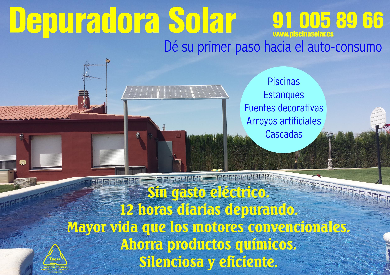 Depuradora solar for Depuradoras para piscinas pequenas carrefour